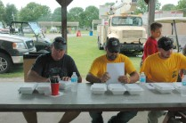 Firecracker Cook-Off The Judging Begins!